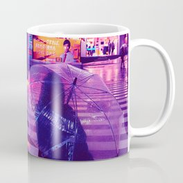 Tokyo Nights / The Crossing / Liam Wong Coffee Mug
