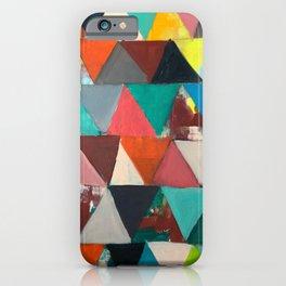 Harlequin iPhone Case