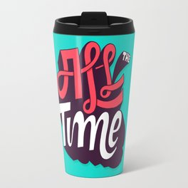 All The Time Travel Mug