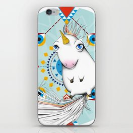 Unicorn Baby iPhone Skin