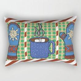 Cozy Christmas! Rectangular Pillow