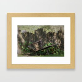 Anticipation Framed Art Print