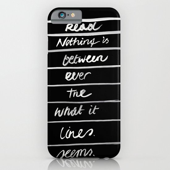 LINES /2/ iPhone & iPod Case