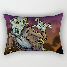 ZOMBIE! Rectangular Pillow