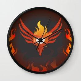 f.eye.nix Wall Clock