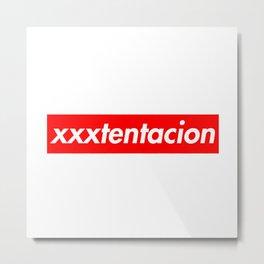 xxxtentacion Metal Print