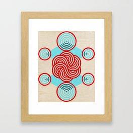 Annulus Framed Art Print