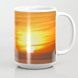 Sunrise in Rhode Island Coffee Mug