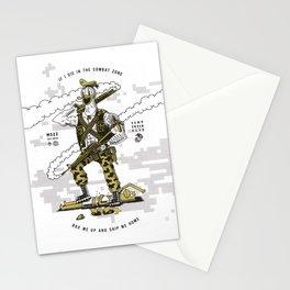 US Marine Corps Stationery Cards
