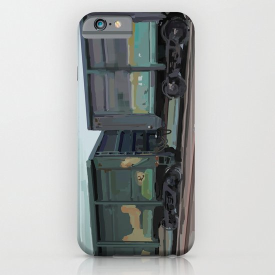 on rails iPhone & iPod Case