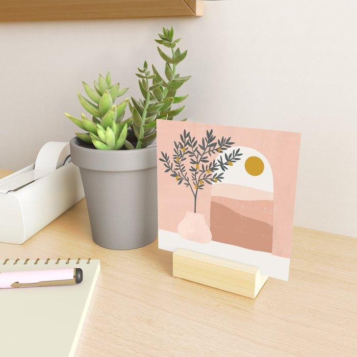 lemon tree Mini Art Print