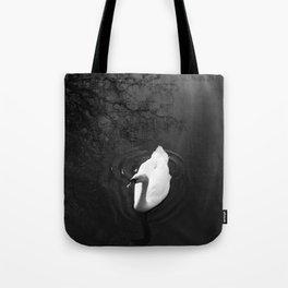 Cygnus Ripples Tote Bag