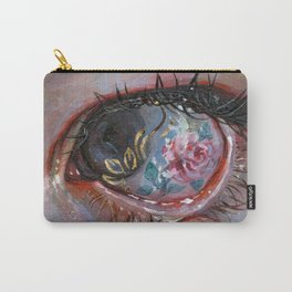 Beauty in The Eye Carry-All Pouch