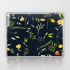 Yellow garden Laptop & iPad Skin