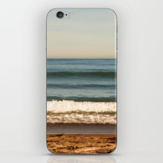 Layer Cake. Beach photograph iPhone & iPod Skin