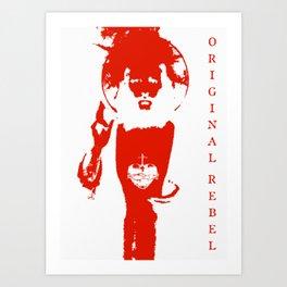 Original Rebel Art Print