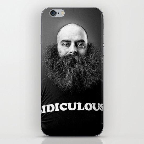 Ridiculous iPhone & iPod Skin