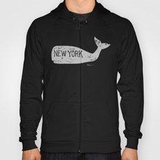 Antique Whale - New York Hoody