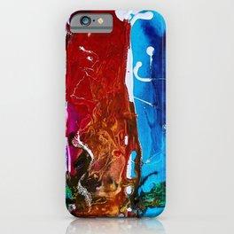 Etude in Colors iPhone Case