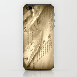 Chew Kee Store remnant iPhone Skin