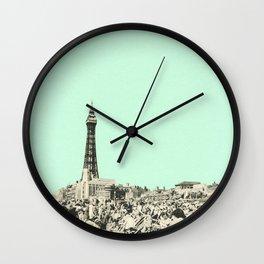Blackpool Wall Clock