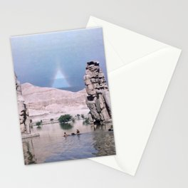 Valley of the Kings Stationery Cards
