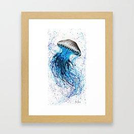 Jellyfish Jive Framed Art Print