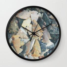 Desert Relics Wall Clock