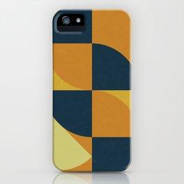 Geometry Games III iPhone Case