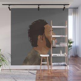 Kendrick Lamar, Gray Wall Mural