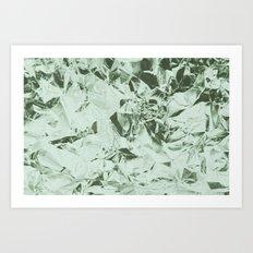 Aluminum Forest Art Print