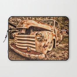 Old pickup ( Photo by Antal Ullmann ) Laptop Sleeve