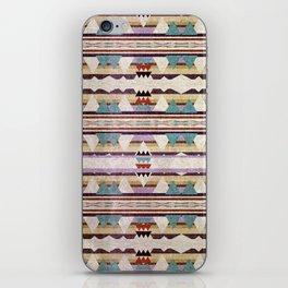 Aztec Mountains iPhone Skin