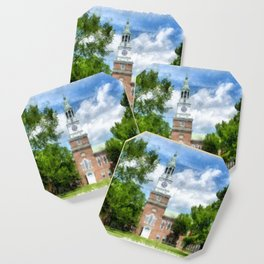 Dartmouth College Coaster