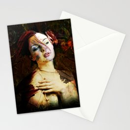 PAINTER'S POETRY Stationery Cards