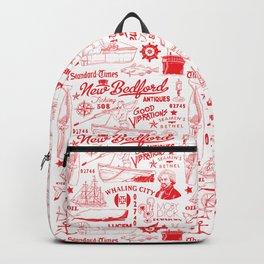 New Bedford Massachusetts Backpack