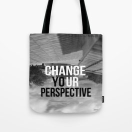 PERSPECTIVE! Tote Bag