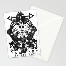 necrocosmo Stationery Cards
