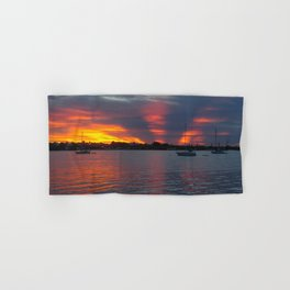 Jensen Beach Sunset Hand & Bath Towel