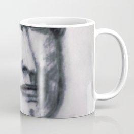 Portrait Sketch Of Artist Leslie B. De Mille Coffee Mug