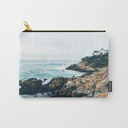 Standing on the Coast Carry-All Pouch