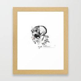 I Got A Knife Framed Art Print