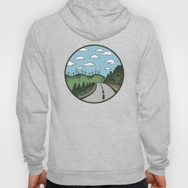 Road to a new world Hoody