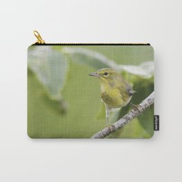 Bahama Pine Warbler Carry-All Pouch
