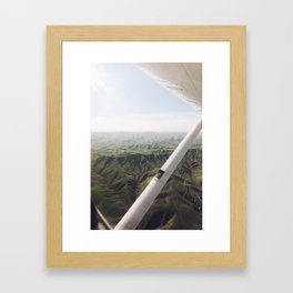 Endless Hills Framed Art Print