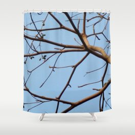 BARE & THERE Shower Curtain