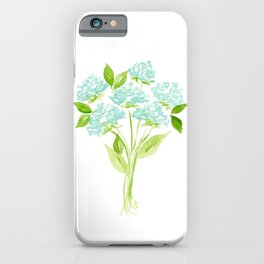 Pocket Full of Posies iPhone Case