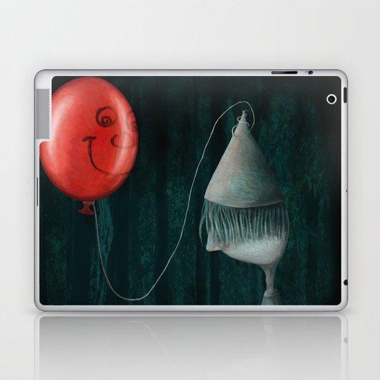 The Boy and the Balloon Laptop & iPad Skin