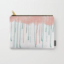 Watercolour rain Carry-All Pouch