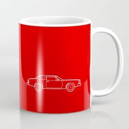 Striped tomato Coffee Mug